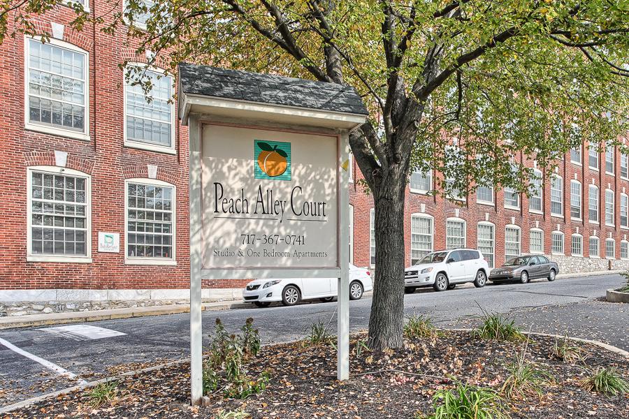 Peach Alley Court